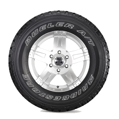 Bridgestone Dueler A/T Revo 2  large view