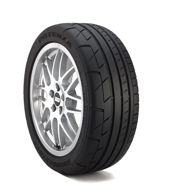 Bridgestone Potenza RE070R RFT large view