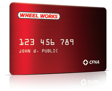 Wheel Works Credit Card Save On Tires Auto And Truck Repair